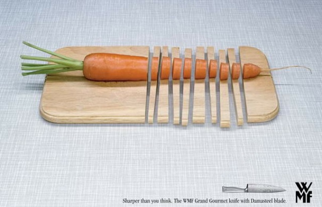 Sharper than you think funny ad