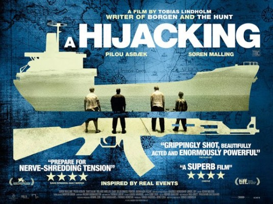 A-Hijacking - best movies 2013