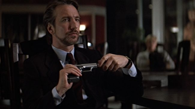 Alan Rickman – Die Hard Best Villains