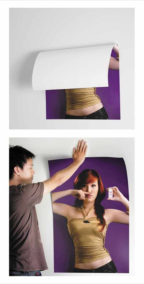 Amazing Marketing advertisment very creative