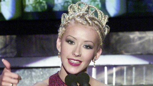 Christina Aguilera - Worst Hairstyle Ever