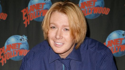 Clay Aiken - Worst Hairstyle Ever