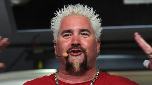 Guy Fieri - Worst Hairstyle Ever
