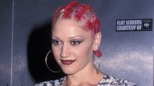 Gwen Stefani - Worst Hairstyle Ever