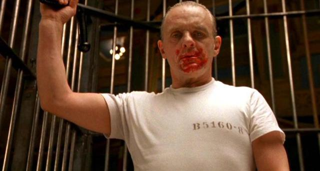 Hannibal Lecter – The Silence of the Lambs Best Villains