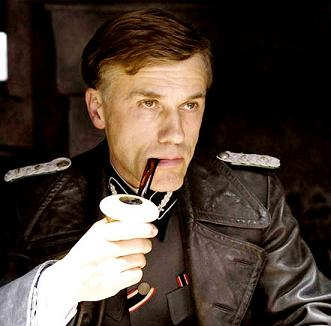 Hans Landa Inglorious Bastards Best Villains