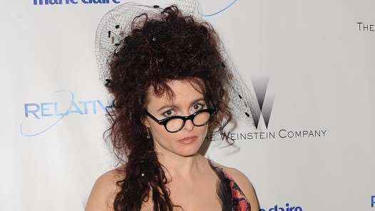 Helena Bonham Carter - Worst Hairstyle Ever