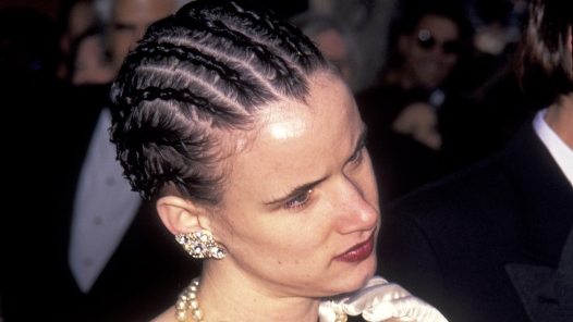 Juliette Lewis - Worst Hairstyle Ever