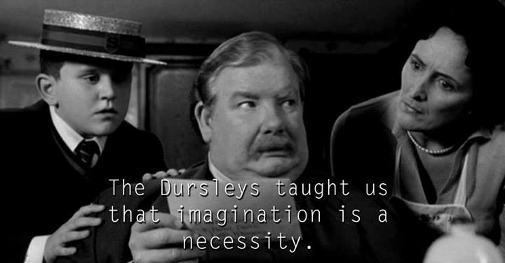 Lessons from Harry Potter Dursleys