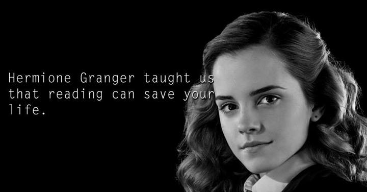 Lessons from Harry Potter Hermione Granger