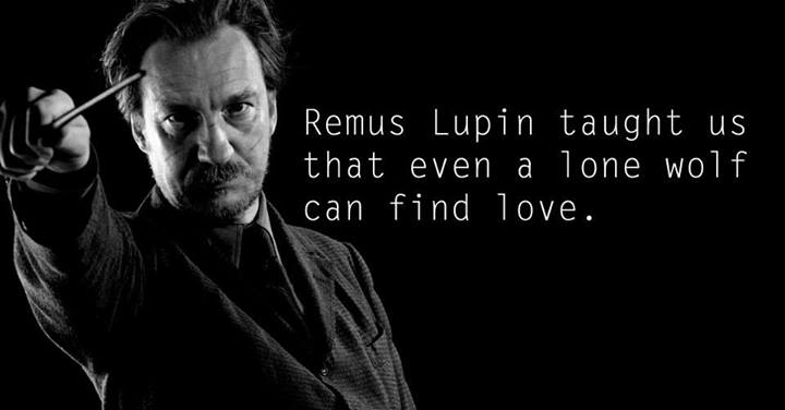 Lessons from Harry Potter Remus Lupin