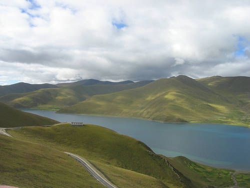 Lhagba Pool Highest Lakes in the world