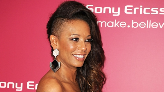 Mel B - Worst Hairstyle Ever