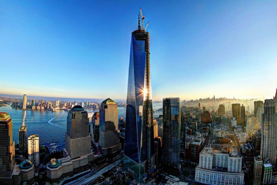 One World Trade Center highest buildings in the world