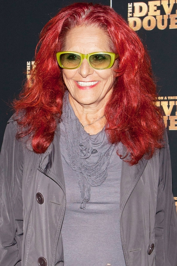 Patricia Field - Worst Hairstyle Ever