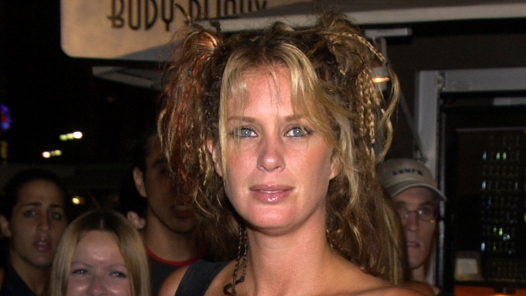 Rachel Hunter - Worst Hairstyle Ever