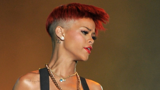 Rihanna - Worst Hairstyle Ever