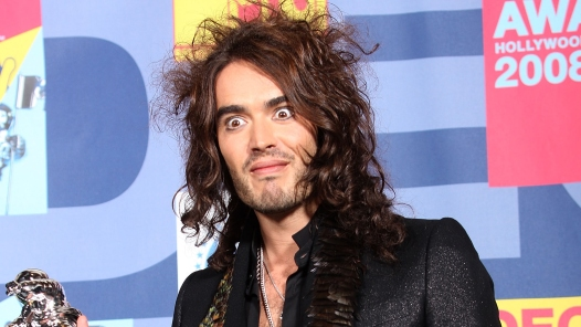 Russell Brand - Worst Hairstyle Ever