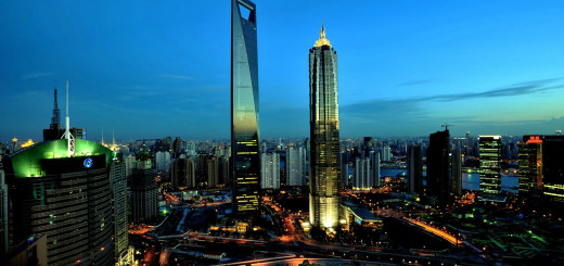 Shanghai World Financial Center - ighest buildings in the world