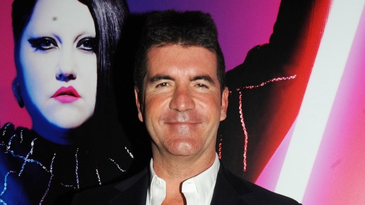 Simon Cowell - Worst Hairstyle Ever