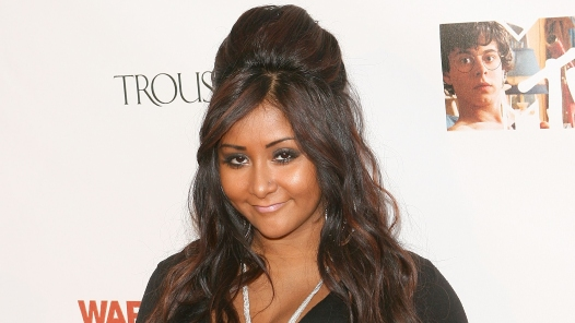 Snooki - Worst Hairstyle Ever