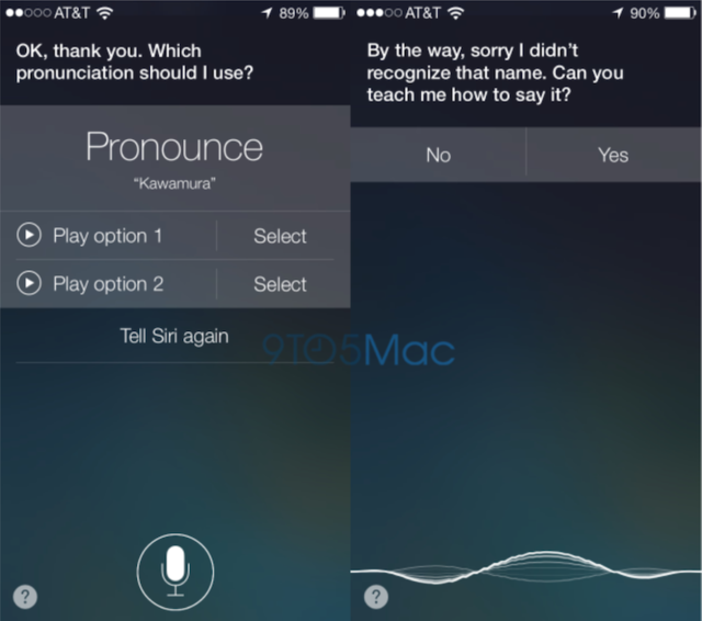 Teach Siri hidden features of iphone