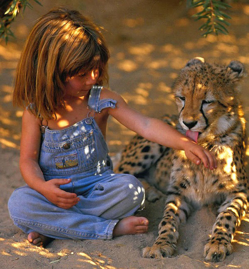 Tippi-Degre-Growing-Up-Alongside-Wild-Animals 2