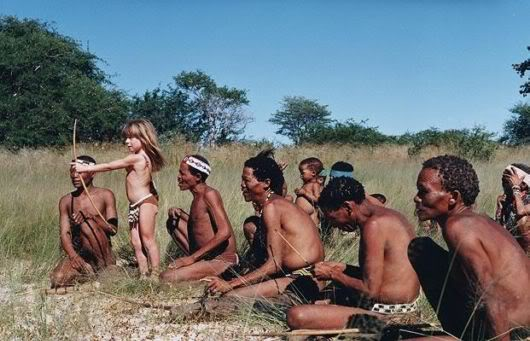 Tippi-Degre Hunting with tribesmen 2