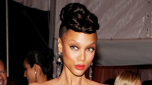 Tyra Banks - Worst Hairstyle Ever