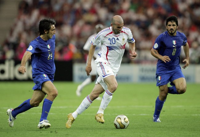 Zinedine-zidane Best World Cup Performances