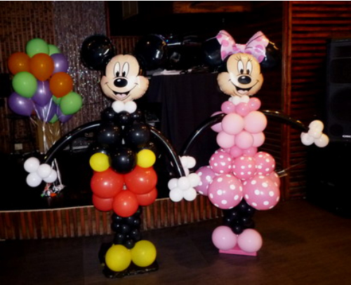 Balloon Micky Mouse