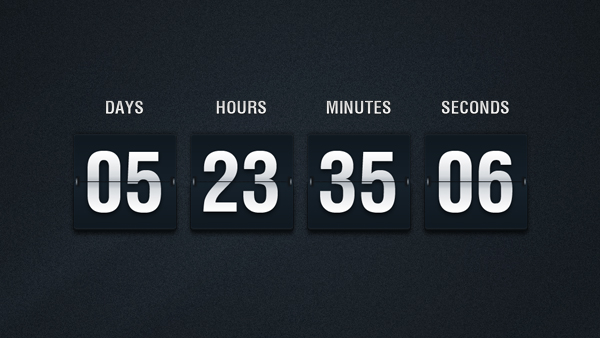 Countdown Timer to check how soon you are meeting