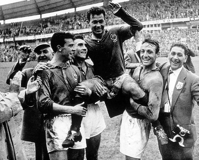 just-fontaine best world cup performances
