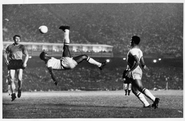 Pele - best footballer of all time