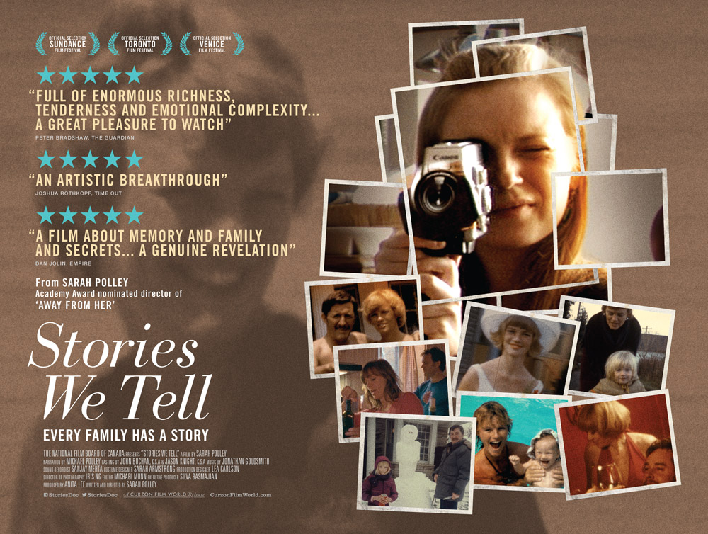 stories-we-tell - best movies of 2013