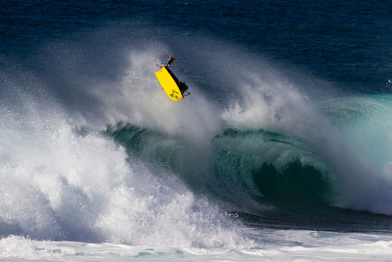 Body Boarding - Extreme Sports