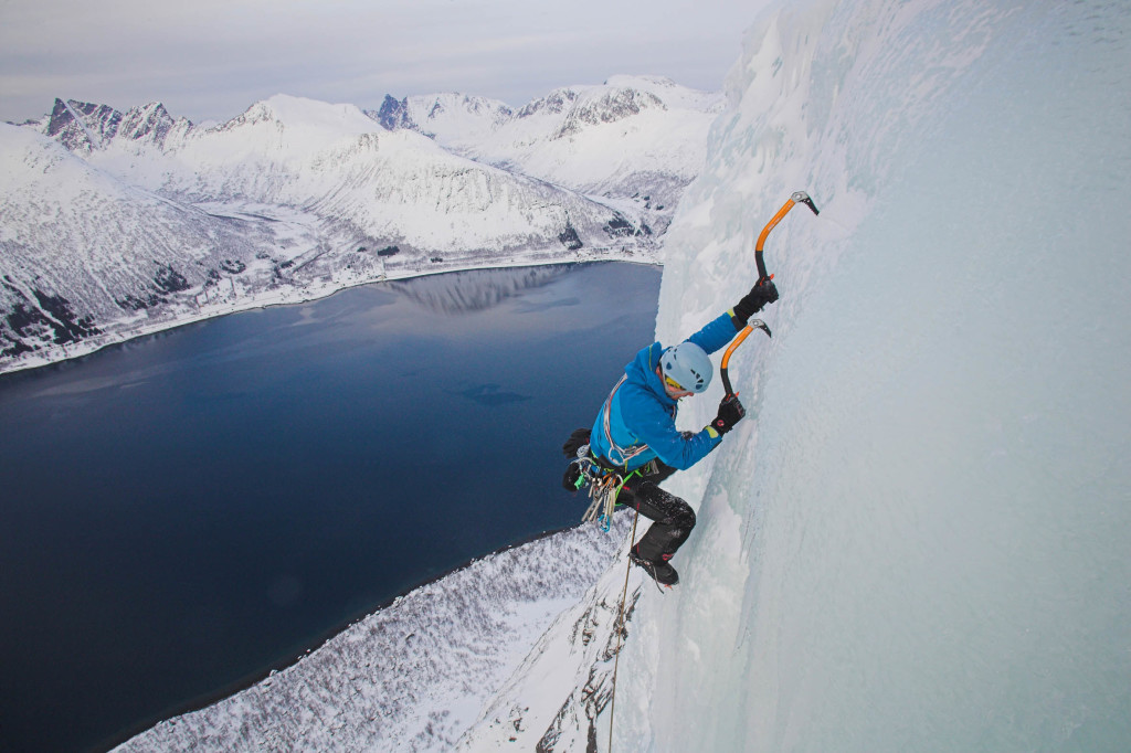 Ice Climbing - Extreme Sports