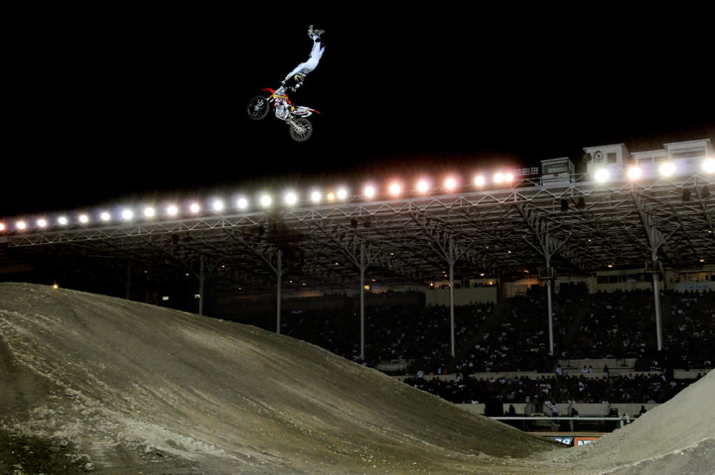 MikeMason in Freestyle Motocross FMX - Extreme sports