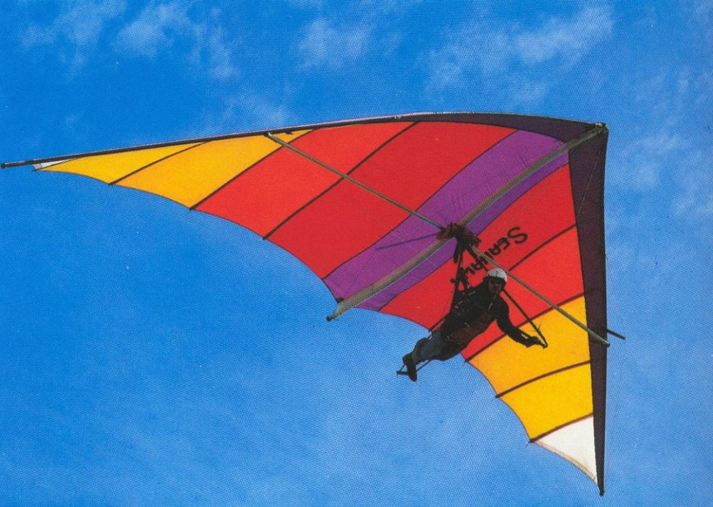 hang gliders - Extreme Sports