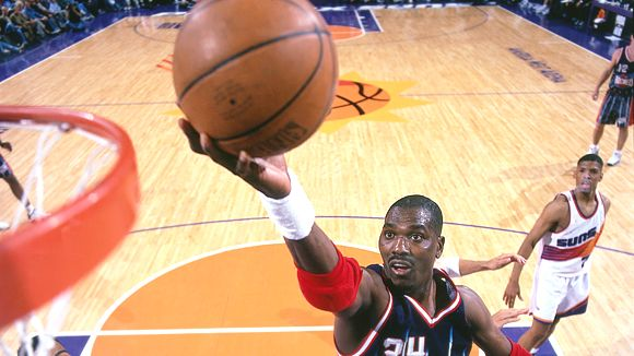 Best NBA Players of all time - Hakeem Olajuwon