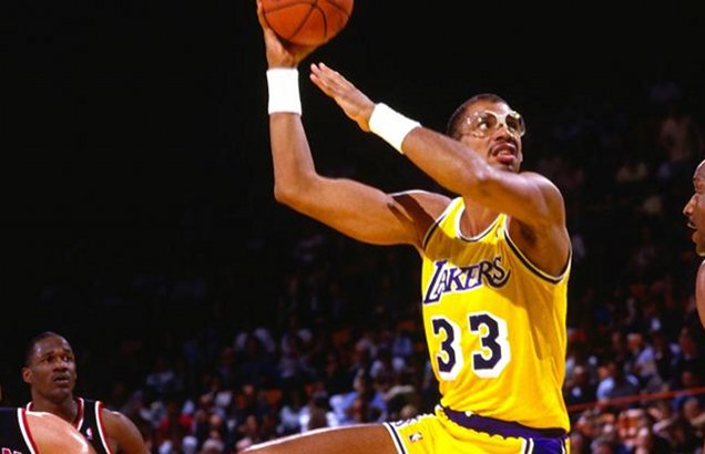 Best NBA Players of all time - Kareem Abdul-Jabbar
