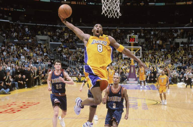 Best NBA Players of all time - Kobe Bryant