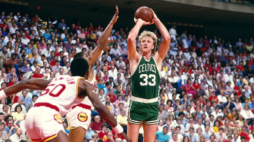 Best NBA Players of all time - Larry Bird