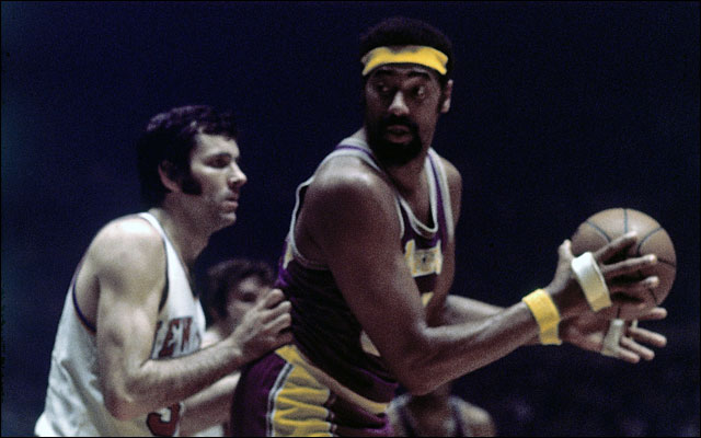 Best NBA Players of all time - Wilt Chamberlain