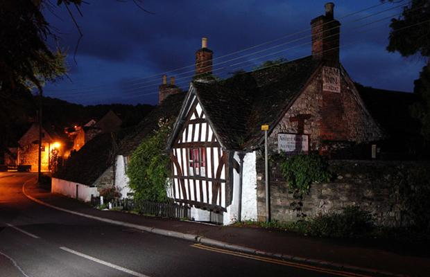 Most Haunted Places - Ancient Ram Inn, Gloucestershire, England