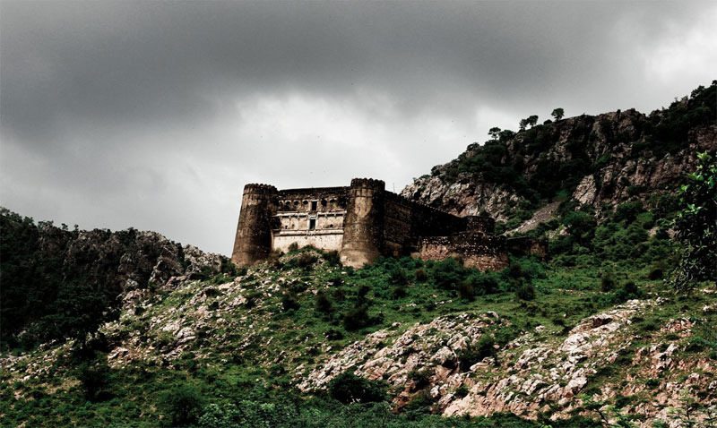 Most Haunted Places - Bhangarh Fort, India