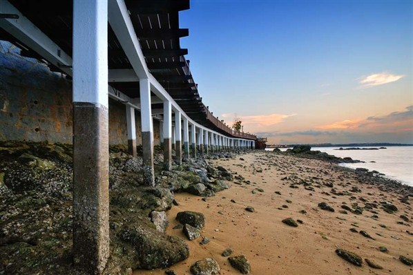 Most Haunted Places - Changi Beach, Singapore