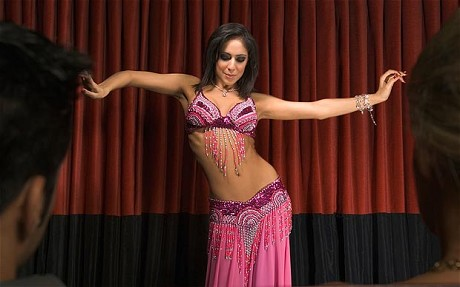 Top 10 dance forms - BELLY DANCE