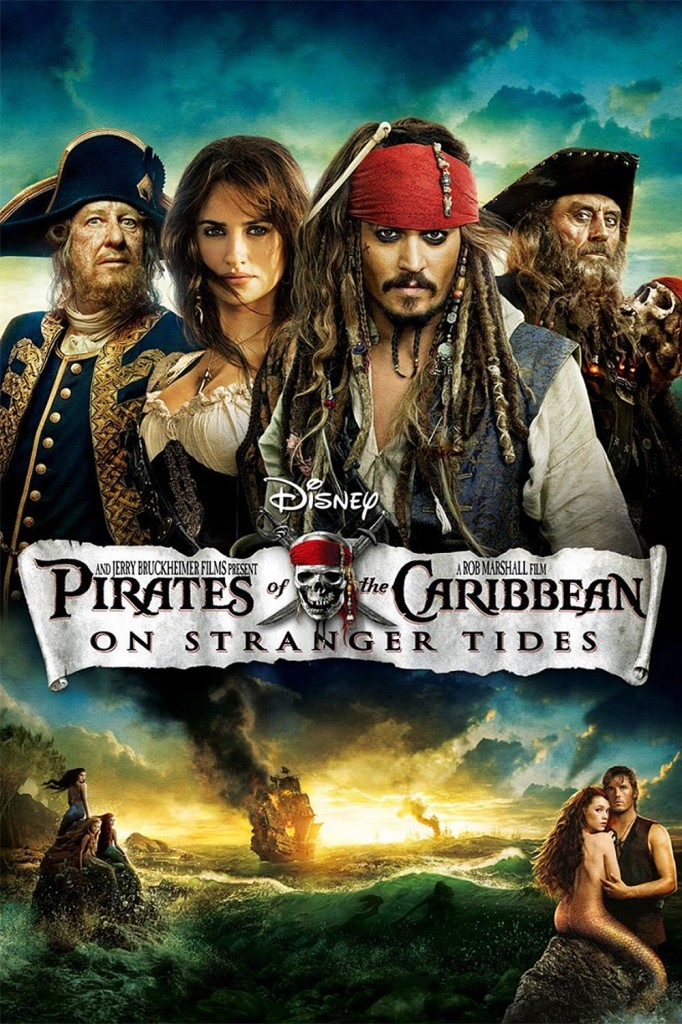Worst movie sequels Pirates of the caribbean 2011