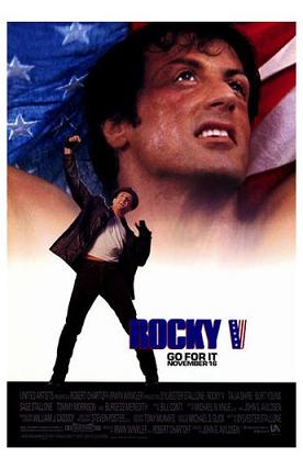 Worst movie sequels Rocky 5